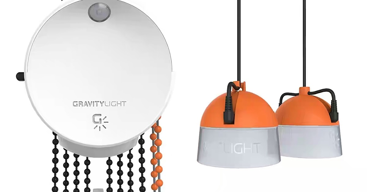GL02 - the new and improved GravityLight