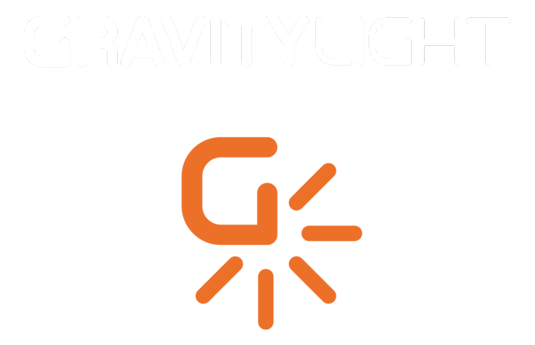 GravityLight - instant light from the lift of a weight