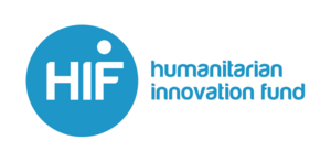 Humanitarian Innovation Fund Logo